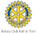 Rotary hall