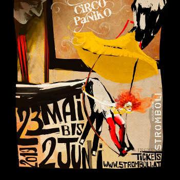 <small><small>Do 23.05.19 19:00<br/></small></small>CIRCO PANIKO - Premiere